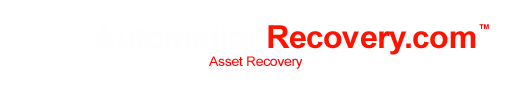 Automation Recovery - Making Asset Recovery A Common Business Practice