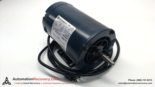 Franklin electric 4402070400 motor 3 4 hp 1 ph 1725 rpm for Old ben franklin motors inventory