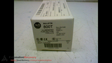 ALLEN BRADLEY 800T-QAH2A SERIES U ILLUMINATED PUSH BUTTON FULL VOLTAGE