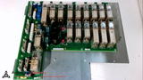 ABB 390-00212-0 CONTROL BOARD PROCESSOR W/ MULTIPLE RELAYS
