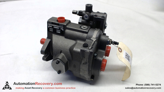Parker pvp1630r2mv12 hydraulic pump 3000 psi max for Parker hydraulic motor identification