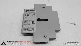 Allen Bradley 100 Mc Series A Auxiliary Comntactor