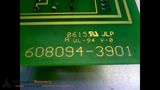 ZEISS 608094.9039.000 PANEL BOARD