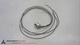 Mini 7//8 Sensor Straight 4 Position Plug RSRK 40-839//2M RSRK 40-839//2M Sensor Cable