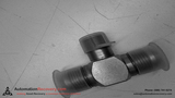 #8-6 STX PIPE FITTING TEE