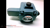 NACHI VDR-1A-1A3-Q11-6124A VARIABLE VANE PUMP  1800 RPM MAX
