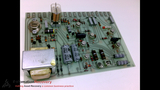 ALLEN BRADLEY 12M03-00165-00 , FILED CONTROL CIRCUIT BOARD