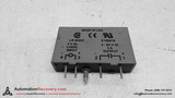 WESTERN RESERVE CONTROLS 1781-OB5S OUTPUT MODULE 3-60VDC 5V 1 POINT