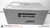ALLEN BRADLEY 1494-DJ633-F SERIES 3 FUSIBLE DISCONNECT SWITCH 600V 30A