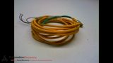 3 POLE CORDSET 3.8M STRAIGHT SINGLE ENDED
