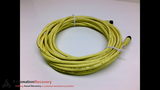 WOODHEAD CONNECTIVITY 884030K03M100 CORDSET 4 POLE M/F ST/ST 10M