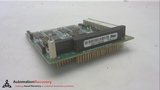 WOODHEAD  DN4-10402, 2 - CHANNEL DEVICENET PCU CARD, 64 MHZ,