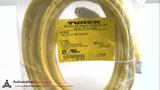 Turck Rkg 4.4T-40-Rsc 4.4T//S3060 Cordset 4P M//F St//St 40M Rkg 4.4T-40-Rsc 4.4T//S3060