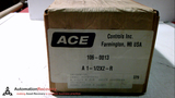 ACE CONTROLS 106-0013 A1-1/2X2-R SHOCK ABSORBER