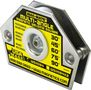 Industrial Magnetics MAG-MATE&#174 3-Axis Hold Multi Angle Magnetic Welding Square Holds 23 Lbs. WS11094AX3 Pack of 3