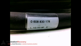 BOSCH REXROTH 0608830178, CABLE FOR TIGHTENING SPINDLES