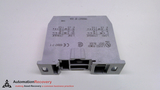 ALLEN BRADLEY 1492-PDE1142, SERIES A, POWER DISTIBUTION BLOCK 200A600V