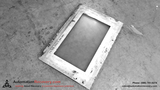 19 1/4 X 13 3/4 STEEL 15 1/2 X 10 GLASS INDUSTRIAL WINDOW