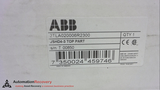ABB 2TLA020006R2300, ENABLING SWITCH  - JSHD4-3 TOP PART, 3 POSITION